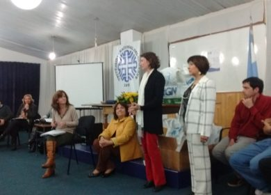 V Congreso Nacional de Universidades Públicas. UNCO, 2015 (asamblea).
